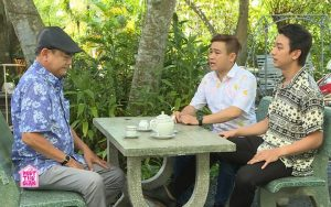 Phút Thư Giãn: NSND Việt Anh bằng mọi giá bắt con học thạc sĩ