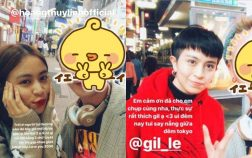 Gil Lê và Hoàng Thùy Linh bị bắt gặp cùng đi du lịch Nhật Bản, còn tag nhau vào ảnh giữa nghi vấn hẹn hò