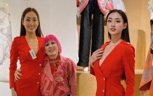 Tin vui tới tấp: Hoa hậu Lương Thùy Linh tiếp tục lọt Top10 phần thi Top Model