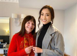 """Giữ vững phong độ, Lương Thuỳ Linh và dự án nhân ái lọt """"mắt xanh"""" nữ chủ tịch Miss World"""