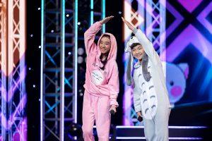 """""""Hotboy lai Hàn"""" Kim Jea Bin hát Bang Bang Bang cực máu trên sân khấu"""