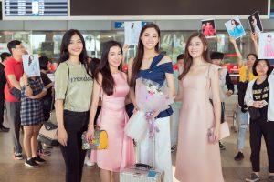 """""""Hợp nước trời Tây"""", Lương Thùy Linh đã đẹp nay càng đẹp hơn bội phần khi trở về từ Miss World"""