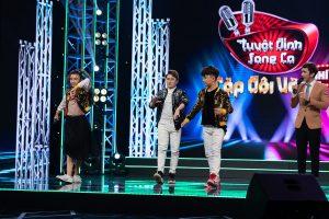 Huỳnh Lập trổ tài beatbox, khoe khả năng nhảy điệu nghệ khi làm giám khảo khách mời Cặp đôi vàng nhí