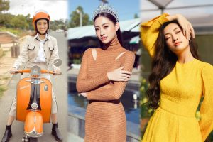 Lương Thuỳ Linh thay 3 bộ đồ tham gia chuỗi hoạt động quảng bá Festival Hoa Đà Lạt 2019