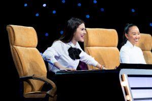 Vân Trang bị Đoan Trang, Hoàng Nhật Nam trêu chọc khả năng ca hát khi làm giám khảo Cặp đôi vàng nhí