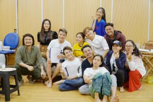 """Tổng đạo diễn Hoàng Nhật Nam """"song kiếm hợp bích"""" với Huỳnh Lập trong Táo Xuân 2020"""