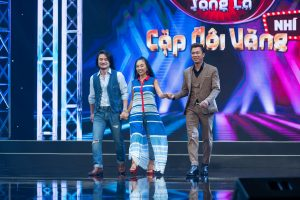 Hồ Việt Trung, đạo diễn Hoàng Nhật Nam 'so tài' catwalk với Đoan Trang