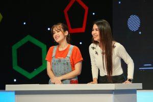 Hai nữ diễn viên 'Cổng mặt trời' cực kỳ trẻ trung trong show truyền hình