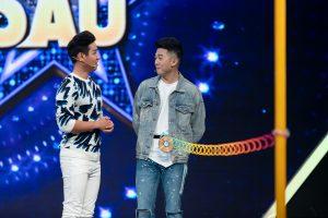 Hotboy Vietnam Idol Đinh Ứng Phi Trường bất ngờ tái xuất trong gameshow với ngoại hình mũm mĩm