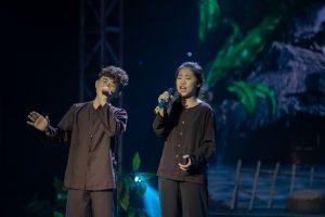 Vượt qua cặp đôi 'triệu view', Văn Minh – Ngọc Giàu giành ngôi quán quân Cặp đôi vàng nhí