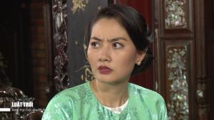"""Luật trời tập 26: Dì Trang sợ tái mặt khi nghe nhắc về đêm """"Trộm long tráo phụng"""""""