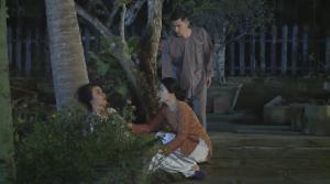 Luật trời tập 27: Trang và Được bàn mưu kế hiểm, để mặc bà Lâm chết không nhắm mắt
