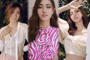 Được fan ủng hộ đi thi Miss International, Lương Thuỳ Linh tung bộ ảnh khoe sắc chuẩn tiêu chí quốc tế