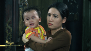Mẹ ghẻ tập 9: Chăm con của người yêu cũ, Diệu liên tục gặp rắc rối
