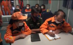 Cứu kịp thời 7 ngư dân chìm tàu do giông lốc trên biển Thừa Thiên Huế