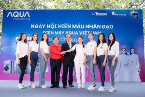 AQUA Việt Nam tổ chức thành công chương trình Hiến máu nhân đạo