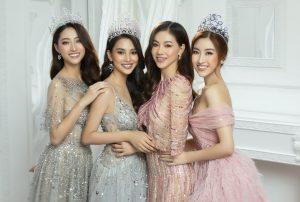 Bà trùm Phạm Kim Dung tiết lộ vai trò của 3 hoa hậu Mỹ Linh, Tiểu Vy, Thuỳ Linh trong Hoa hậu Việt Nam 2020