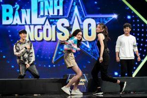 Người đẹp Nhân ái Thuỳ Tiên nhảy solo cùng diễn viên Phương Lan
