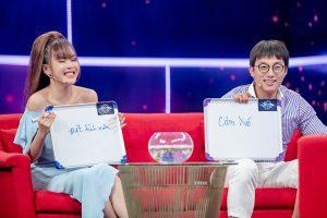 Cặp đôi vàng Minh Dũng – Thái Ngân lần đầu chia sẻ mối quan hệ trên sóng truyền hình