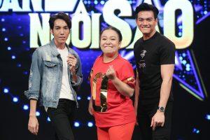 Lê Trang bắt chước cách giới thiệu của Hoa hậu, Dương Thanh Vàng tự nhận là hotboy