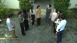 Mẹ ghẻ tập 45 : Chưa kịp bước vào tòa, Kiệt bất ngờ trước cách cư xử của mẹ ghẻ