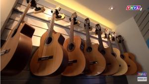 Việt Nam mến yêu: Nghề làm đàn guitar truyền thống