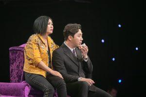 """Chung kết Ca sĩ thần tượng mùa 3: Trấn Thành, Phương Thanh ôm nhau rớt nước mắt khi nghe """"Tiểu Giao Linh"""" hát"""