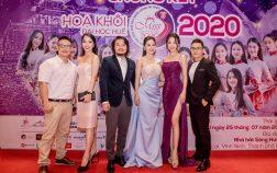 Bà trùm Hoa hậu cùng Á hậu Thúy An làm giám khảo Hoa khôi Đại học Huế tìm ứng viên cho HHVN 2020