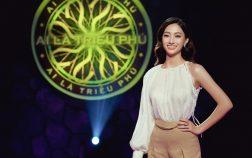 Hoa hậu Lương Thùy Linh bất ngờ tham gia Ai là triệu phú