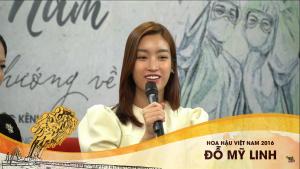 Sau khi ủng hộ 50 triệu, Hoa hậu Đỗ Mỹ Linh tiếp tục động viên người dân Đà Nẵng chống dịch