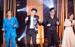 Hoài Linh hát ngẫu hứng và nhảy hiphop, Thoại Mỹ- Ngọc Sơn- Dương Triệu Vũ xúc động rơi lệ khi nói về xứ Quảng