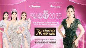 Thẩm mỹ viện Xuân Hương làm cố vấn thẩm mỹ hình thể Hoa hậu Việt Nam 2020