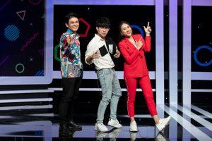 """Sơn Ngọc Minh & Hồ Bích Trâm cực """"lộn xộn"""" trong chương trình Thứ 5 vui nhộn"""
