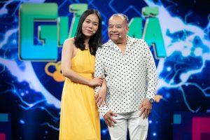 Cặp vợ chồng chênh lệch 20 tuổi Tam Thanh – Ngọc Phú khiến khán giả xúc động khi kể về những sóng gió đã qua