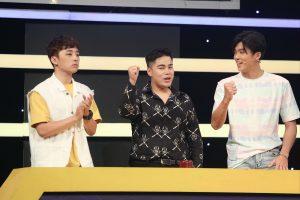 """Diễn viên Soho Hoàng Sơn, Him Nguyễn bị Nguyên Khang nhận xét rằng """"đẹp nhưng vô dụng"""" khi chơi gameshow"""