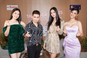 Huy Cung lần đầu hội ngộ dàn hậu xinh đẹp tại Hoa hậu Việt Nam 2020