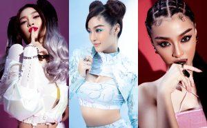 Á hậu Kiều Loan cực chất với hình ảnh nữ rapper