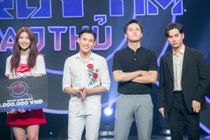 """Chế Nguyễn Quỳnh Châu lấy hết điểm của 3 """"trai đẹp"""" Ali Hoàng Dương, Đăng Khoa, Duy Anh"""