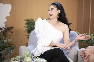Hà Kiều Anh lần đầu chia sẻ lý do thi Hoa hậu, tiết lộ mức cát-xê sau đăng quang