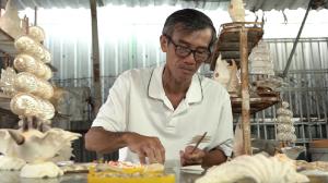 Việt Nam mến yêu – Nghề mỹ nghệ sò ốc ở Vũng Tàu