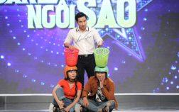 """Nguyên Khang muốn """"rối loạn tiền đình"""" với phần thi của Đào Ngọc Sang ở gameshow """"Bản lĩnh ngôi sao"""""""