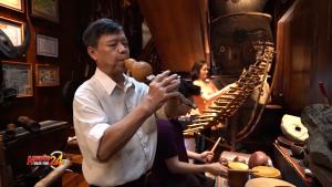 Khám phá bộ sưu tập 1.000 nhạc cụ dân tộc