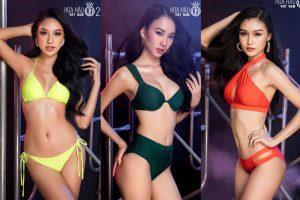 Top 60 Hoa Hậu Việt Nam 2020 đọ dáng gợi cảm trong bộ ảnh bikini