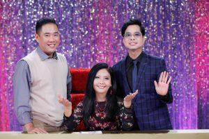 Mạnh Đồng thể hiện Túy ca, 3 giám khảo Minh Vy, Họa Mi, Ngọc Sơn bèn tranh luận chuyện uống rượu