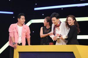 """Tập 41 gameshow Bản lĩnh Ngôi sao: """"Ông Khang Vlog""""  liên tục tài trợ đạo cụ """"siêu to khổng lồ"""" làm khó các đội chơi"""