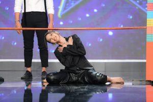 """Quỳnh Lương hy sinh hình tượng  quyết chiến với nhạc sĩ Quốc Huy trên sân khấu """"Bản lĩnh ngôi sao"""""""