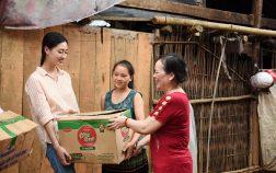 """Quỹ cứu trợ """"Hoa hậu Việt Nam hướng về miền Trung bão lũ"""" vượt mốc 2 tỷ chỉ sau 3 ngày triển khai"""