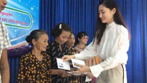 BTC Hoa Hậu Việt Nam dành 2,5 tỷ đồng cho bà con tại Quảng Ngãi – Quảng Nam trong đợt cứu trợ lần 2