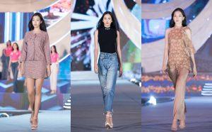Hoa hậu Mỹ Linh, Tiểu Vy để mặt mộc nhưng cực kỳ thần thái tổng duyệt Người đẹp thời trang