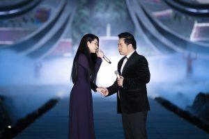 Cặp đôi Quang Lê – Nguyễn Hồng Nhung thể hiện trọn vẹn nỗi đau miền Trung trên sân khấu Vũng Tàu – Điểm đến thần tiên